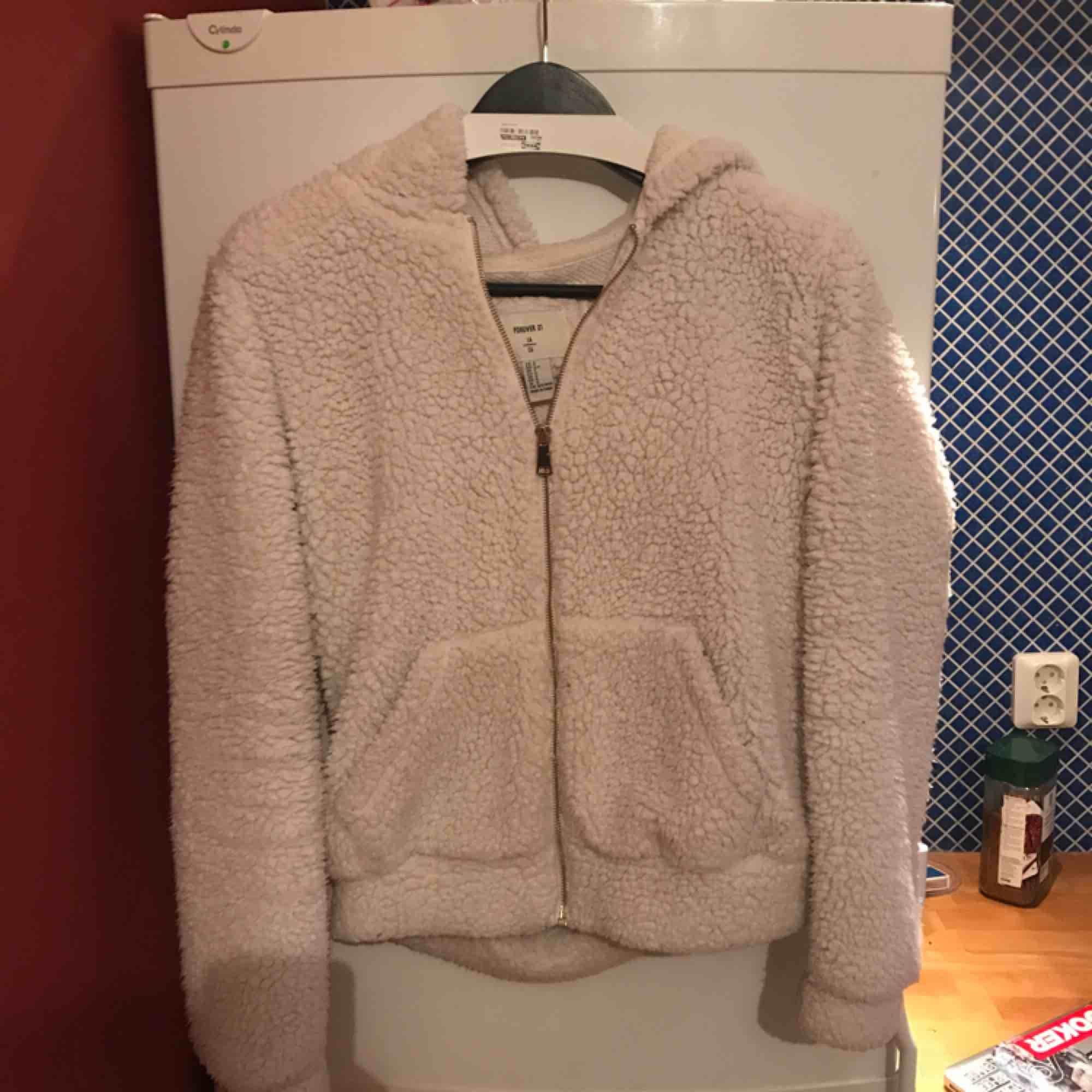 Jättegosig hoodie fr forever 21 💭💓 frakt ingår. Huvtröjor & Träningströjor.