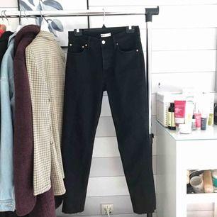 Nya vanliga tajta jeans 🥰