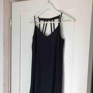 Supersnygg oanvänd klänning, kommer bli så fin till sommaren med lite smycken! 🌞 30 kr frakt