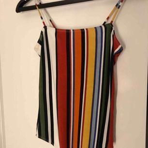 Body med spaghetti straps och är i stringmodell, oanvänd!