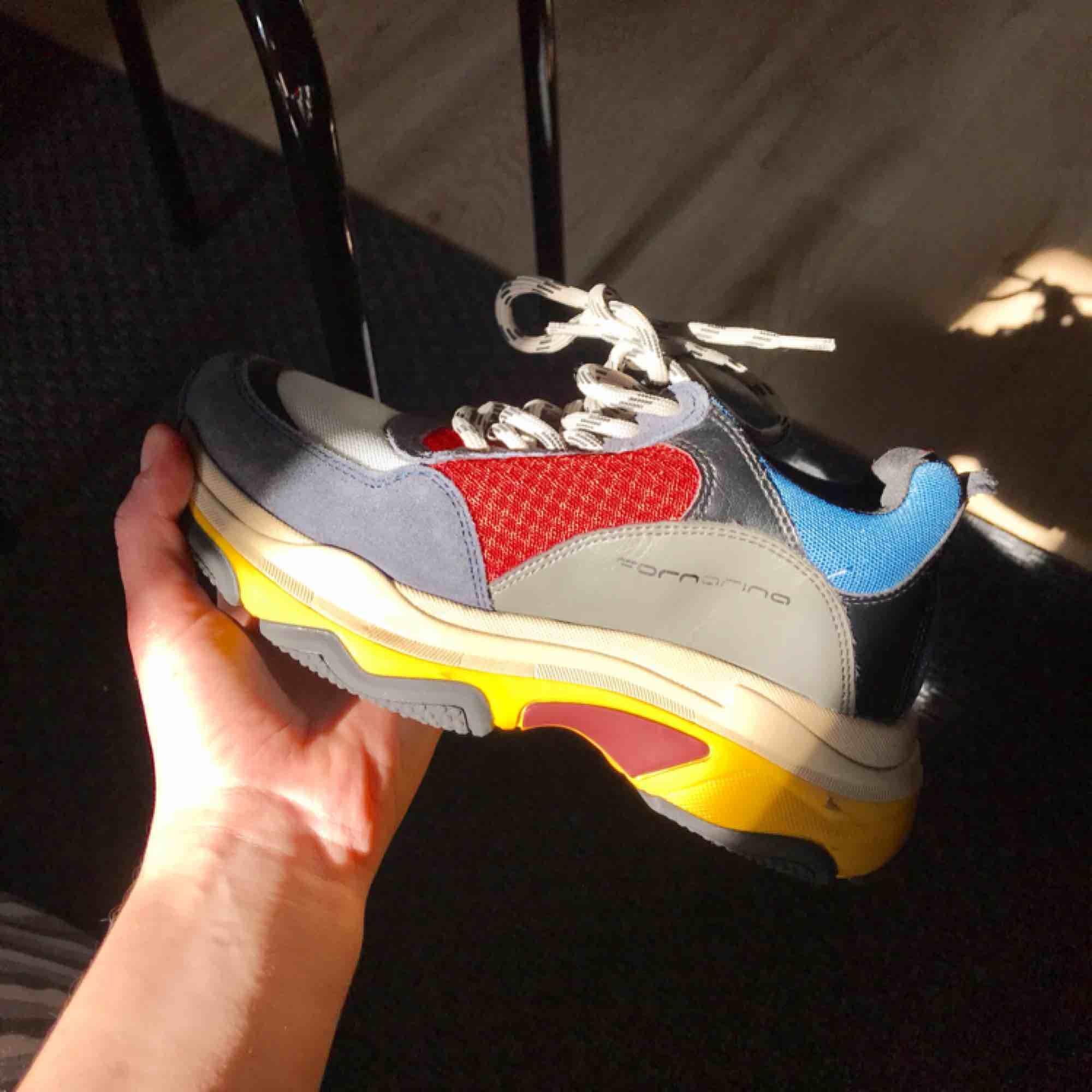 Fornarina super sneakers. Skor.