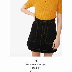 Ny kjol från Monki! Kan hämtas upp eller fraktas mot betalning. 💐