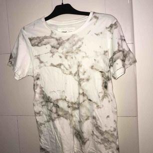 Marble print t-shirt!