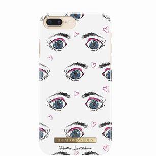 """Säljer mitt mobilskal i strl iPhone 8 Plus från ideal of Sweden. Skalet heter """"all eyes on me"""" och det är sparsamt använt.   Obs.  Kartong medföljer ej då jag tyvärr har slängt den.   Fraktar endast och betalning sker via swish."""
