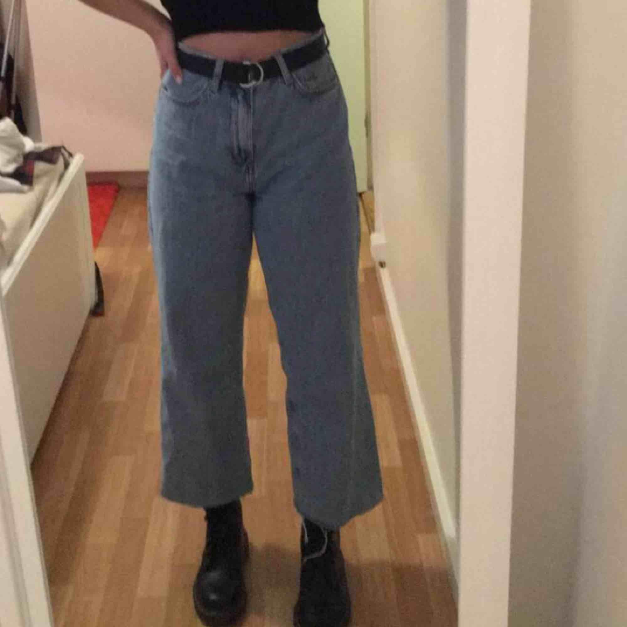 Lösa bekväma jeans köpta från Primark i Tyskland. Säljer då jag sällan använder dem. Frakt ingår!. Jeans & Byxor.