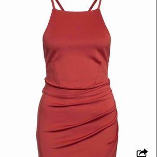 Fin klänning från Nelly! Frakt ingår i priset