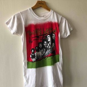 Vintage Third World T-shirt from the early 80s screen stars single stitch tee.