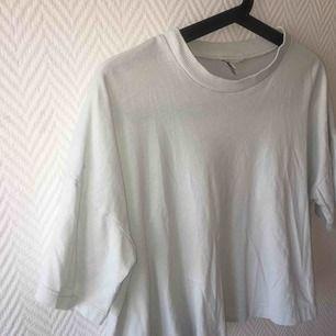 Mintgrön tshirt från weekday, säljes pga använder inte längre, inga skråmor 😁