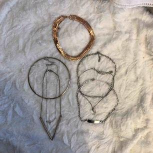 olika halsband