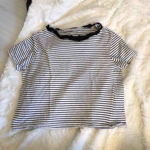 randig tröja från Zara! skickas mot frakt