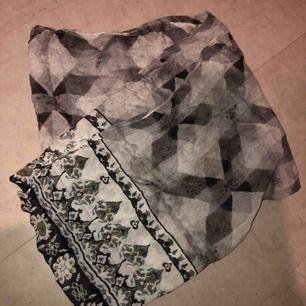 Snygg scarf aldrig använt