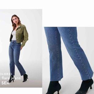 Kick flare jeans  Stl 34  Xs-s