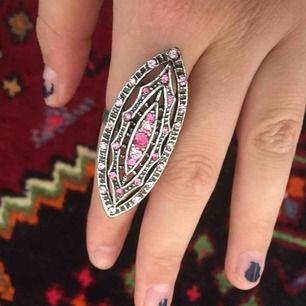 Finfin ring som går att ändra storleken på!