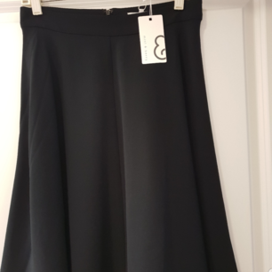 Black A-line skirt from Mint&Berry brand new never used