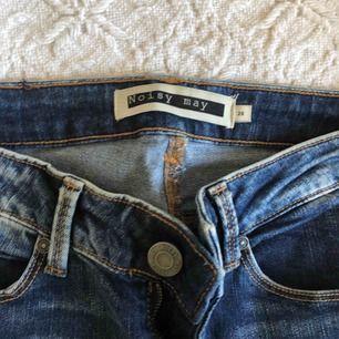 Supersnygga blåa jeans, använda en gång. Köpare står för frakt