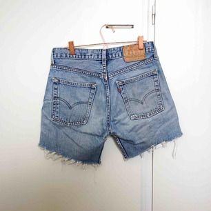 Vintage Levi's jeansshorts