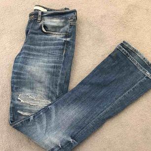 Jeans från Zara med bootcut. Storlek 36.  Kunden står för frakt, endast swish <3
