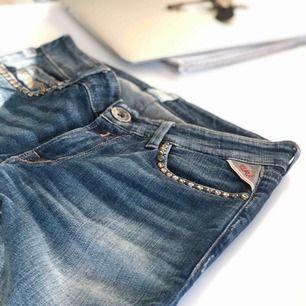 Replay Jeans Storlek 26 Sparsamt använda