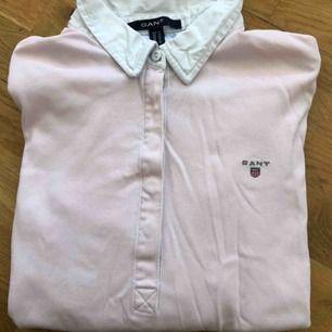 Rosa långärmad tröja från GANT