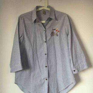super söt skjorta, passar perfekt till det varma vädret som närmar sig! ☀️