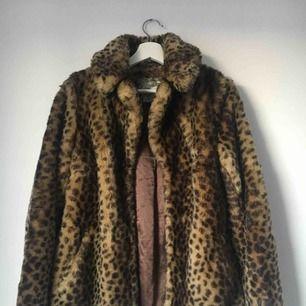 🐆 Super HOT faux fur kappa! Vintage 🐆