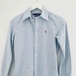 Ralph Lauren skjorta i storlek 0/XS Använd max 3ggr