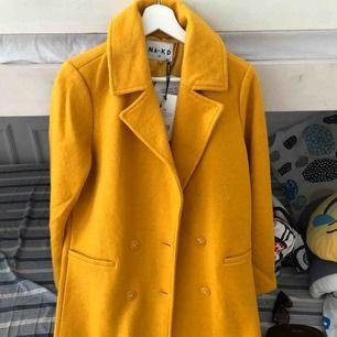 Jättefin gul kappa från nakd💕 aldrig använd köpt för 600kr