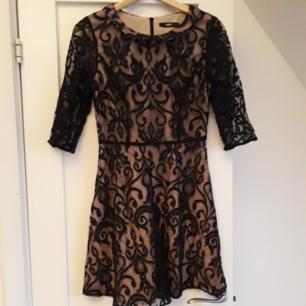 This is a really pretty lace dress from Oasis. It has been used around 3 times and very carefully. Only being sold because it's too small.