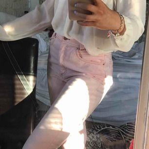 Rosa byxor från bikbok🥰