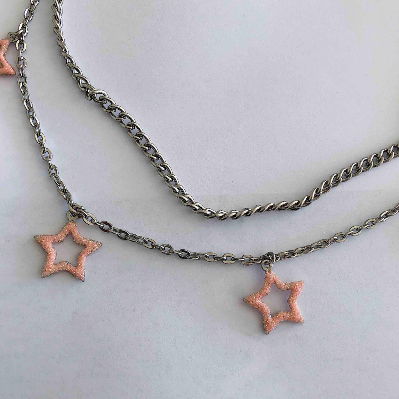 Kæde med stjernerdrag gratis fragt. Accessories.
