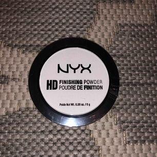 NYX Translucent HD Finishing Powder. Oöppnad och oanvänd finishing puder från NYX cosmetics