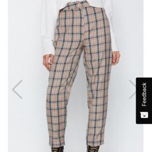 Helt nya byxor från Nastygal med lapp, storlek 36. En present som blev fel och jag har redan ett par... hur snygga som helst! Köparen betalar frakten✨