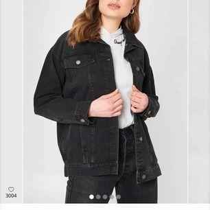 Svart jeansjacka från cheapmonday! Nyskick.