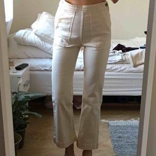 Beiga byxor från H&M