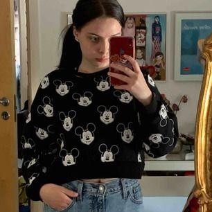 Musse pigg tröja från Disney , aldrig använd typ jätte fint skick!!💘