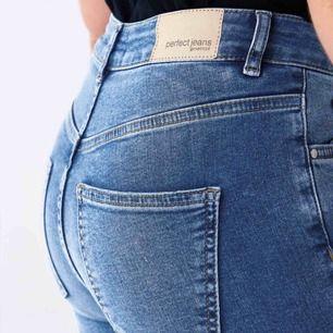 Bootcut jeans från GinaTricot. Säljs eftersom dom inte passar💕