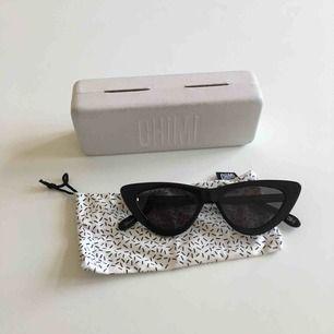Chimi sunglasses i modellen Berry. Köpta förra sommaren! Priset är inkl. Frakt
