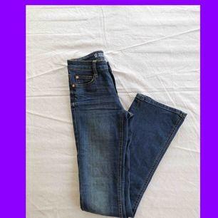 Bootcut jeans från Cubus, använda ett fåtal gånger. Säljer pga att de aldrig kommer till användning. Frakt tillkommer i priset