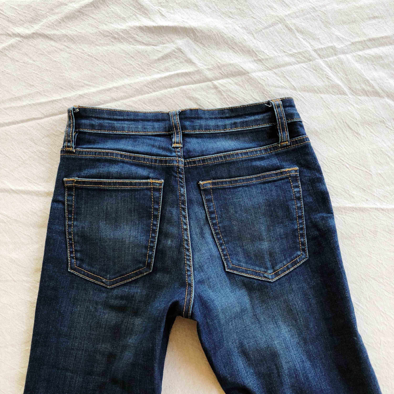 Bootcut jeans från Cubus, använda ett fåtal gånger. Säljer pga att de aldrig kommer till användning. Frakt tillkommer i priset . Jeans & Byxor.