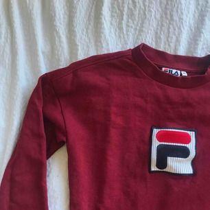 Iprincip oanvänd Fila tröja, nypris var 700kr. Köparen står för frakt ❤️