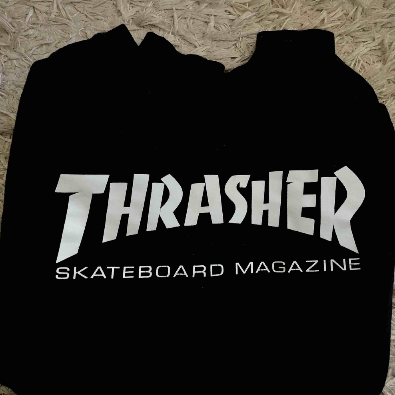 Thrasher!🔥 Sjukt mysig. 300kr + 90kr frakt.. Huvtröjor & Träningströjor.