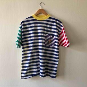 Vintage T-shirt. 80-tal. Sitter som en stor medium. 50 på lappen.
