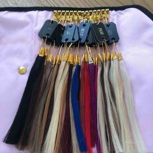 Fullt kitt för insättning/uttag av löshår. Färger på hår från Rapunzel. Färgerna går även att beställa på andra sidor.  Innehåller allt du behöver.  Vi kommer överens om ett pris. Nypris över 1000:-