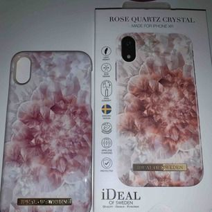 Oanvänd, orginalpris 400kr, säljer pga. felköp.  OBS! passar BARA till iPhone XR!