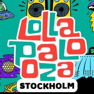 Säljer biljetter tredagars till lollapalooza pga ändrade planer