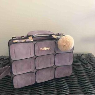 En as cool väska som är köpt på plick, näst intill oanvänd och tyvärr står den bara och dammar. Köparen står för frakten
