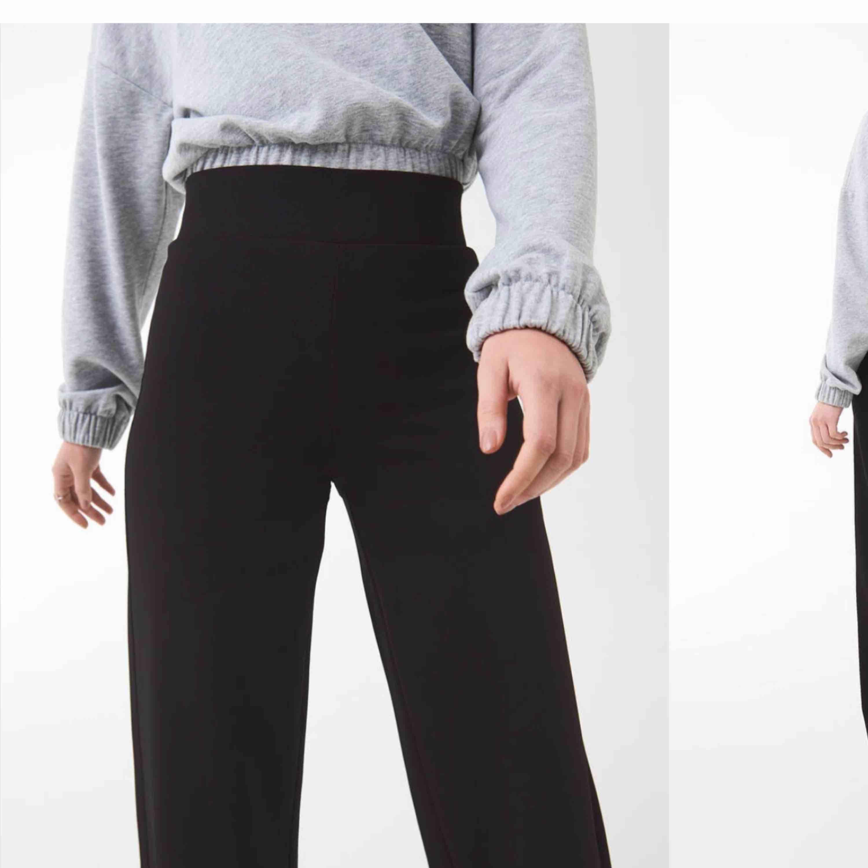 """Söker efter ett par """" Jenna trousers """" från Gina tricot i storlek M🌸 . Jeans & Byxor."""