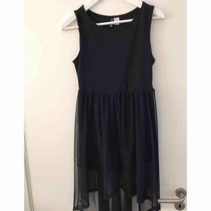 Enkel klänning