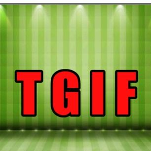 Thank god it's friday! Fri frakt på allt, endast idag!! 🎊