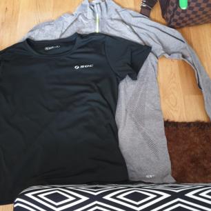 Training Set: Long Sleeve Training Shirt + Short Sleeve Training Shirt